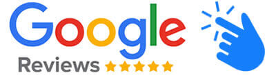 5* reviews on google