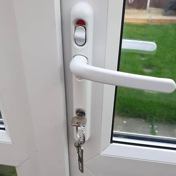 patio door lock repair and upgrade bolton